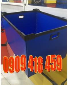 Các loại thùng nhựa pp danpla, thùng nhựa honda sản xuất từ tấm nhựa pp danpla